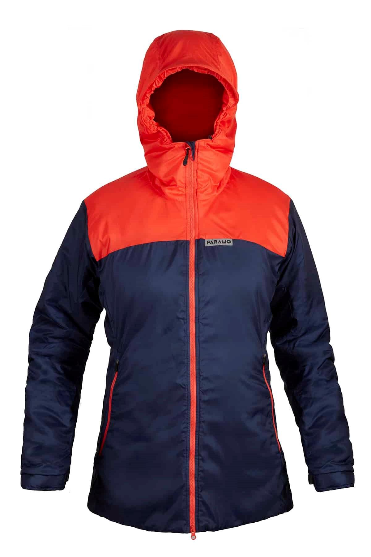 New Paramo Cascada Jacket Embossed Moss