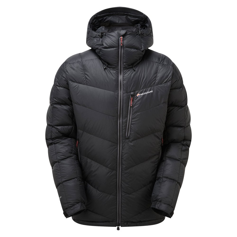 MONTANE MENS JAGGED ICE JACKET BLACK £150.00