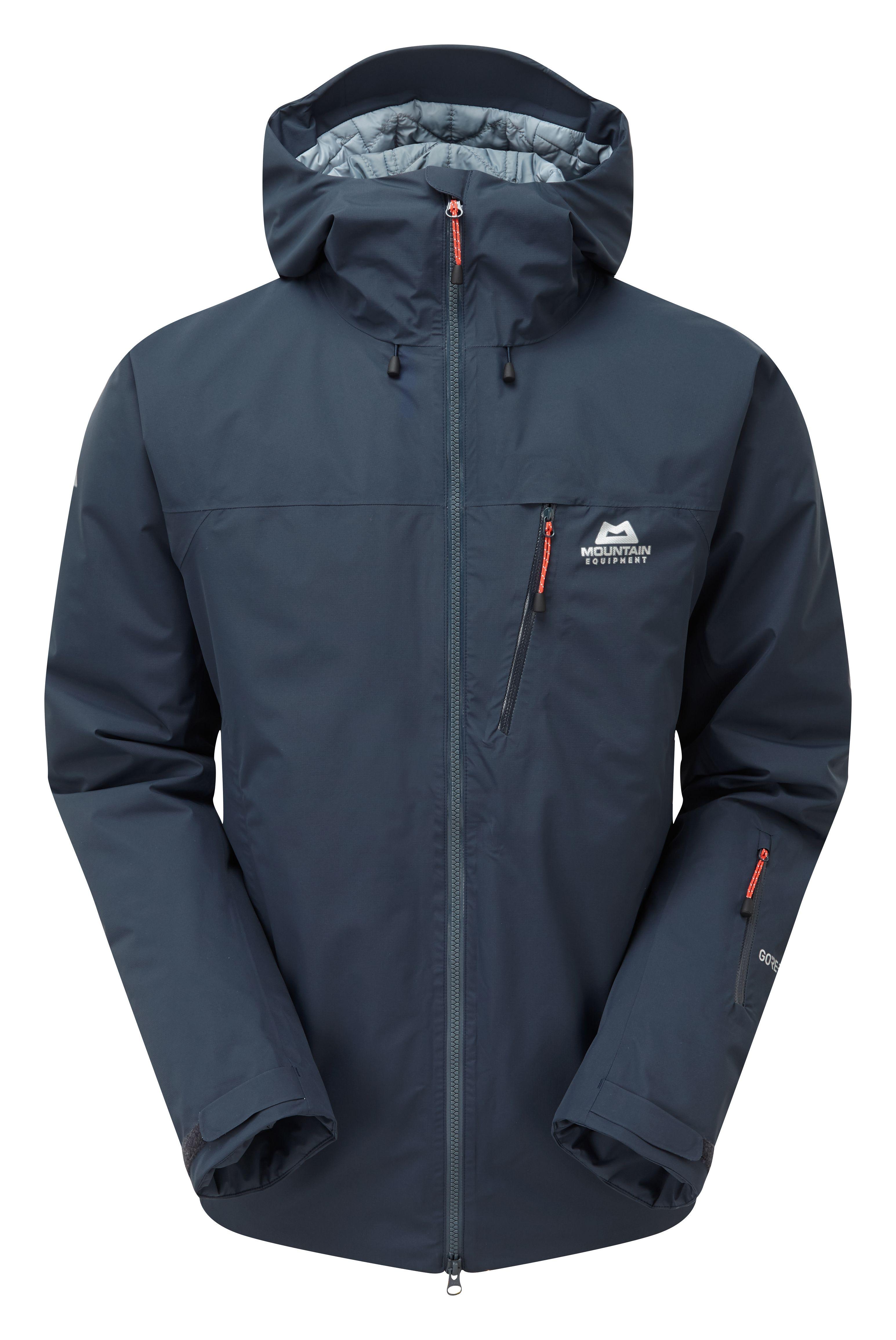 Mountain Equipment Kore Hooded Jacket Fleece Small Graphite